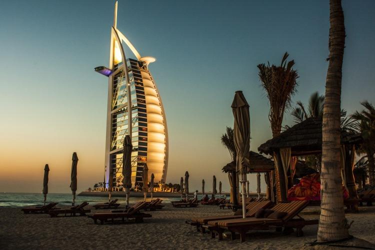 Culture Frenzy - Dubai - Burj Al Arab - Aubane Lemaire 2017