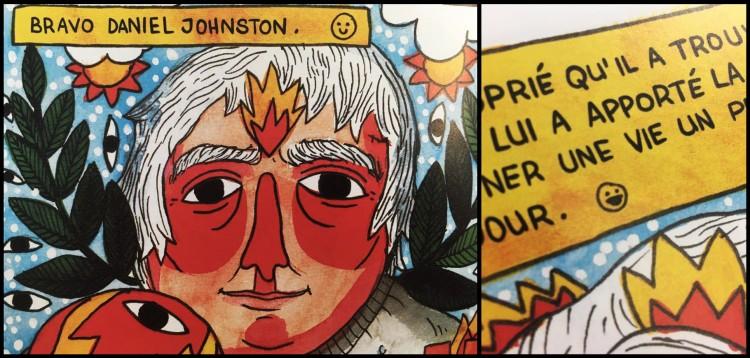 Culture Frenzy - Le désorganisme de Daniel Johnston - Léna Kehaili - Image 2
