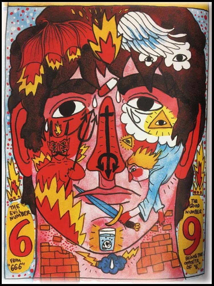 Culture Frenzy - Le désorganisme de Daniel Johnston - Léna Kehaili - Image 3