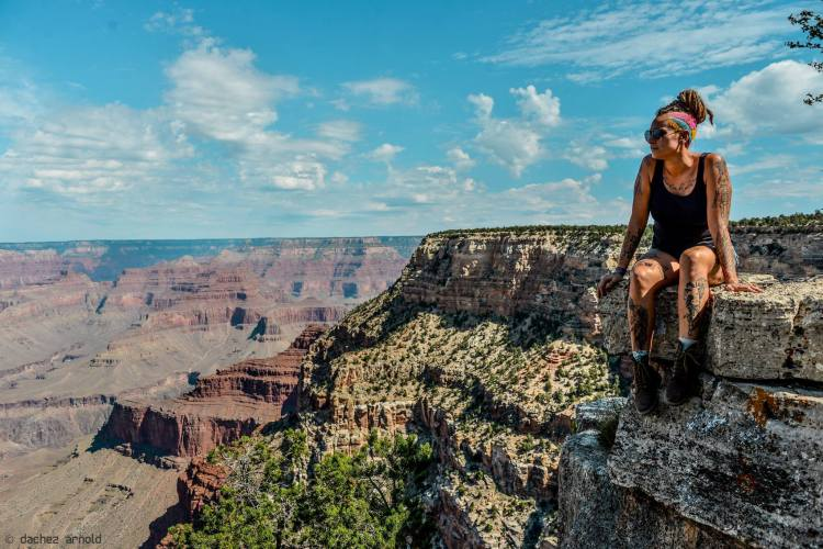 Culture Frenzy - Road Trip US - Grand canyon 2017