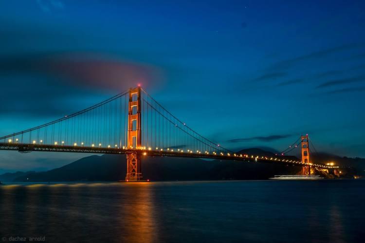 Culture Frenzy - Road Trip US - Pont de San Francisco 2017
