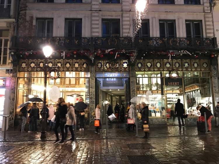 Culture Frenzy - Noel à Lille - Meert - 2017