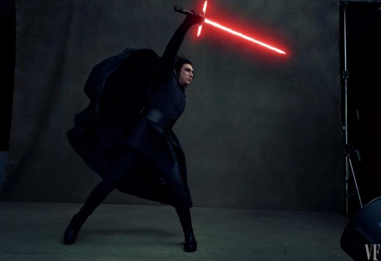 Culture Frenzy - Star Wars Les derniers jedi - Cinéma - Kylo Ren