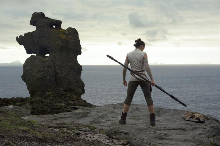Culture Frenzy - Star Wars Les derniers jedi - Cinéma - Rey